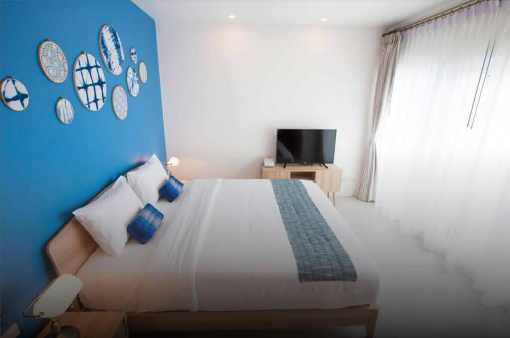 โรงแรมดีพร้อมพัทยา ที่พักพัทยาสวยๆ พัทยากลาง