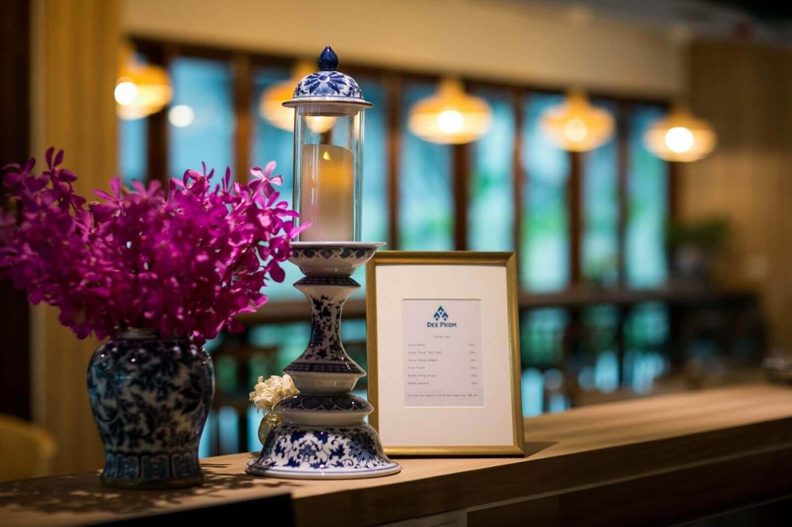 Lobby_โรงแรม ดีพร้อม พัทยา ที่พักสวยๆ ใจกลางพัทยากลาง